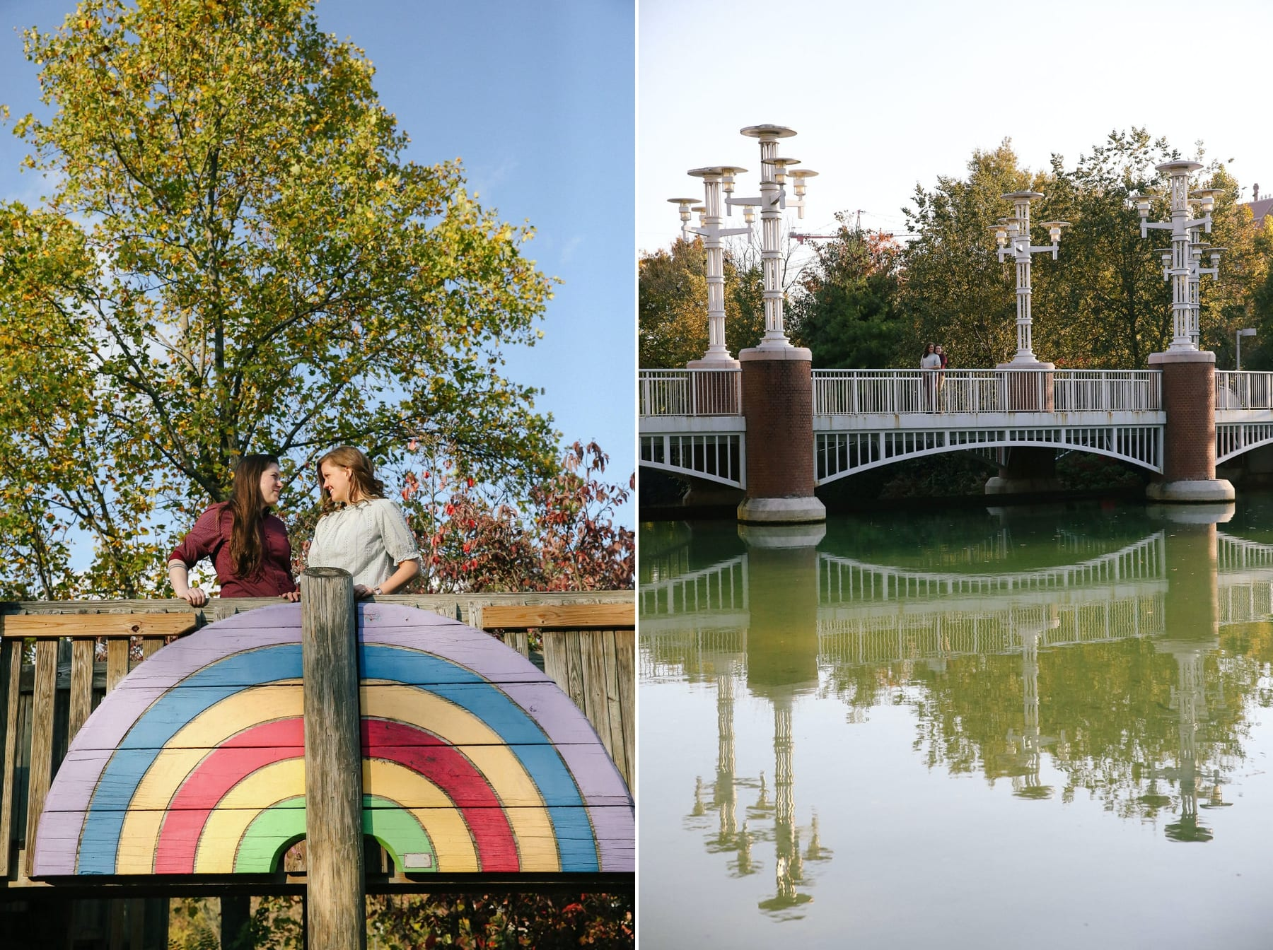 Engagement session in Knoxville