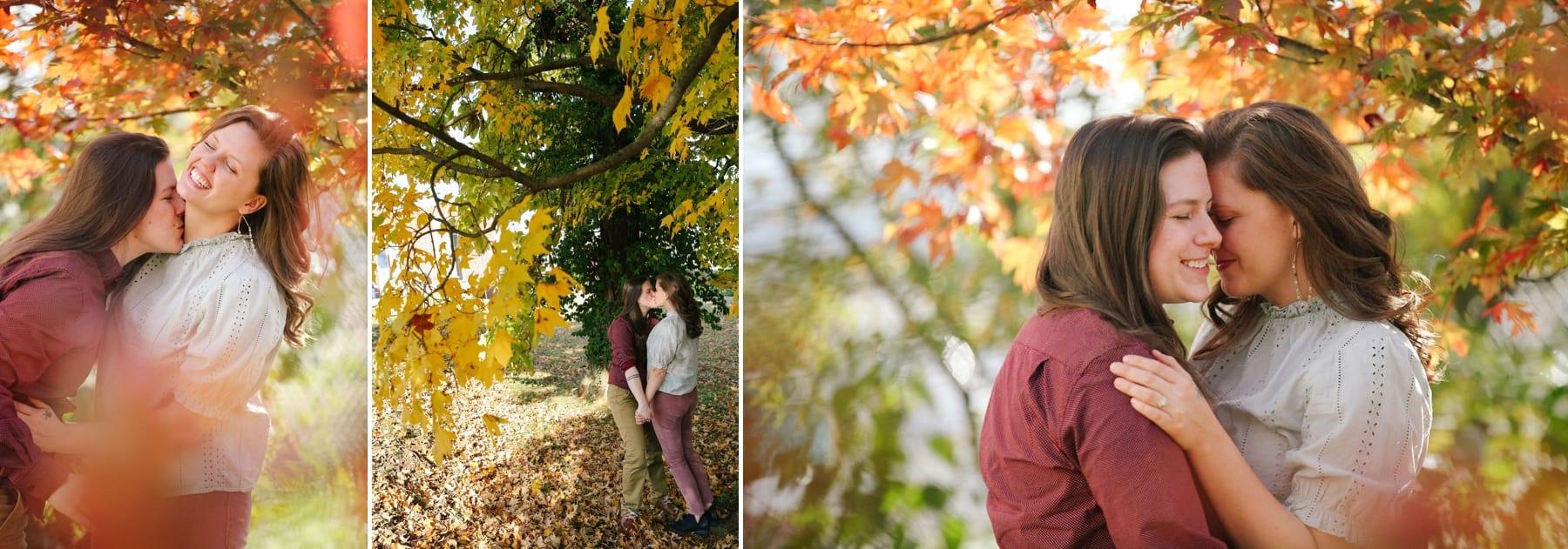 Two women in love in Knoxville, TN