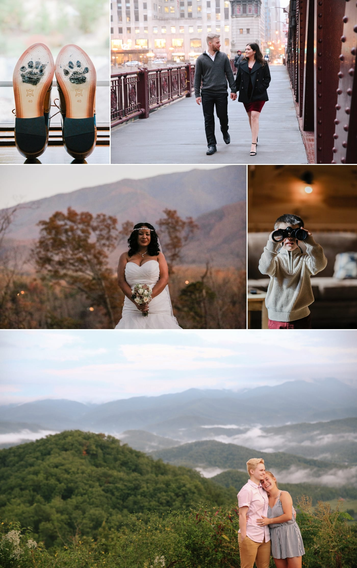 Smoky Mountain wedding ideas
